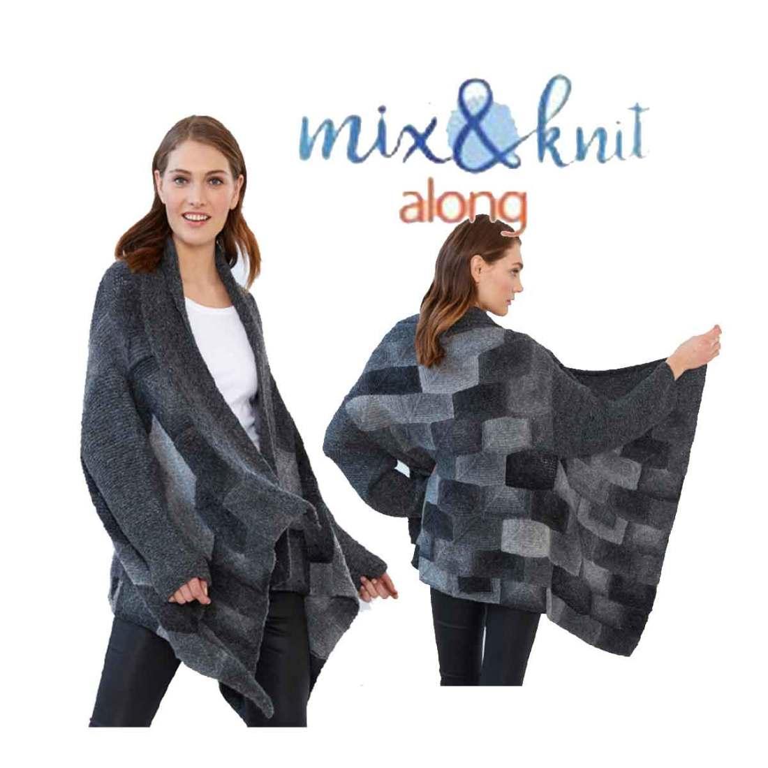 smc schachenmayr mix en knit along