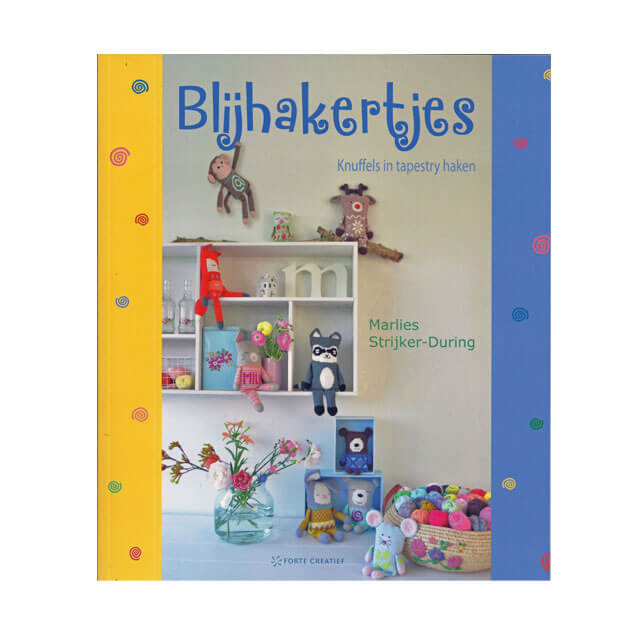 Blijhakertjes Knuffels In Tapestry Woll Of Fame
