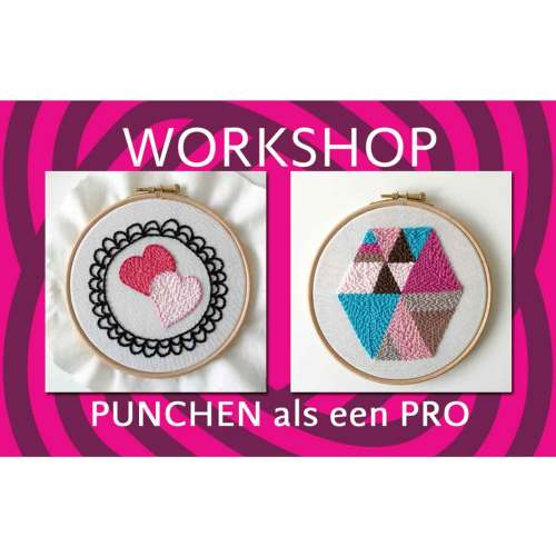 workshop punchen als een pro op 15 september