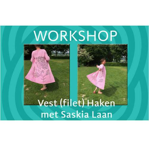 workshop vest haken op 22 september