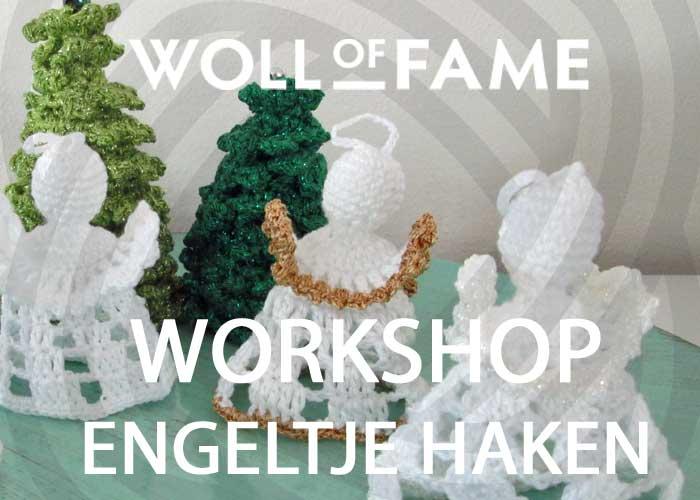 Nieuws Workshop Engeltje Haken Woll Of Fame