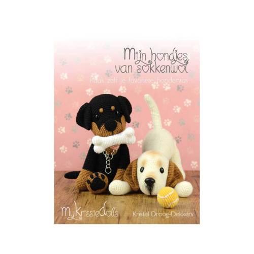 mijn hondjes van sokkenwol