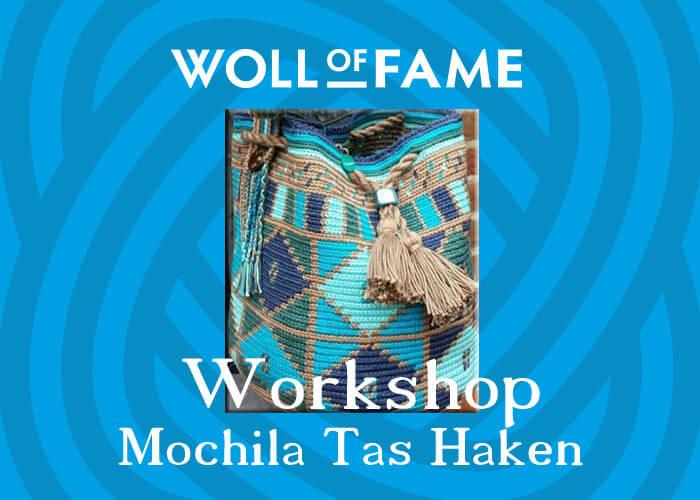 workshop mochila tasje haken op 24 september