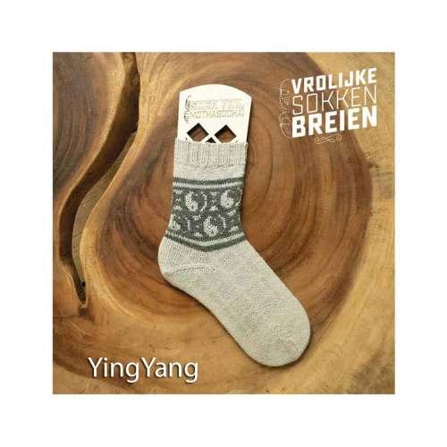 vrolijke sokken breien yinyan