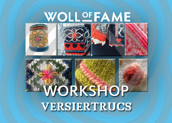workshop versiertrucs door chrizknitz op 25 januari