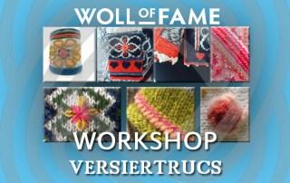 workshop versiertrucs door chrizknitz op 25 januari