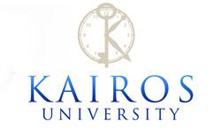 Kairos University logo