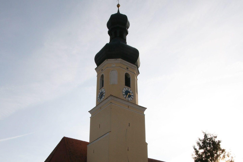 Kirche Gosseltshausen