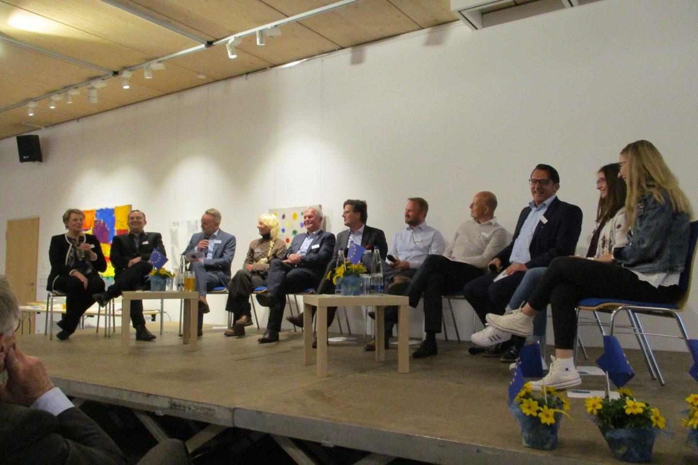 Europa Veranstaltung