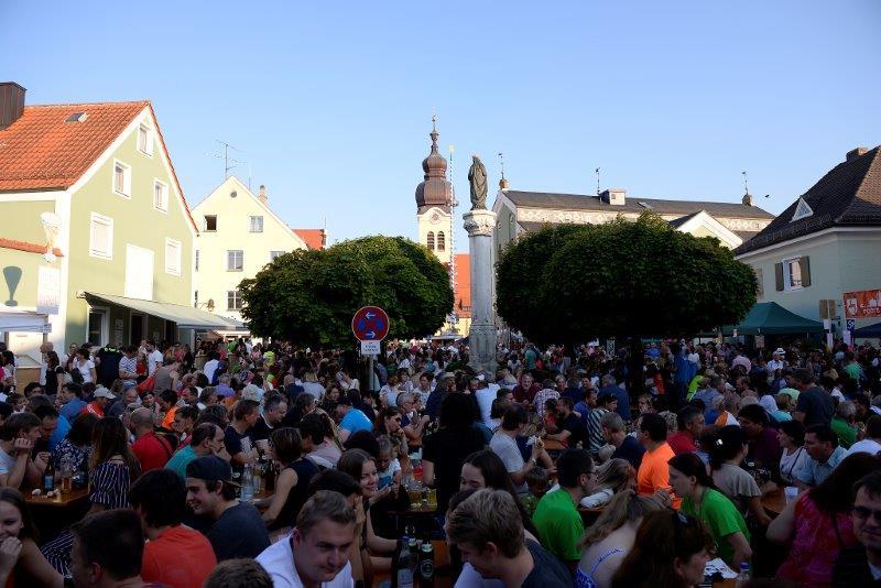 LAUF10-Marktfest