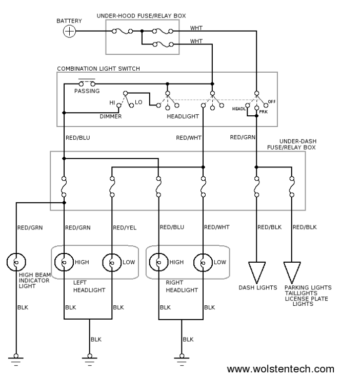 1991 acura integra wiring diagram 1991 image 1994 acura integra wiring diagram jodebal com on 1991 acura integra wiring diagram
