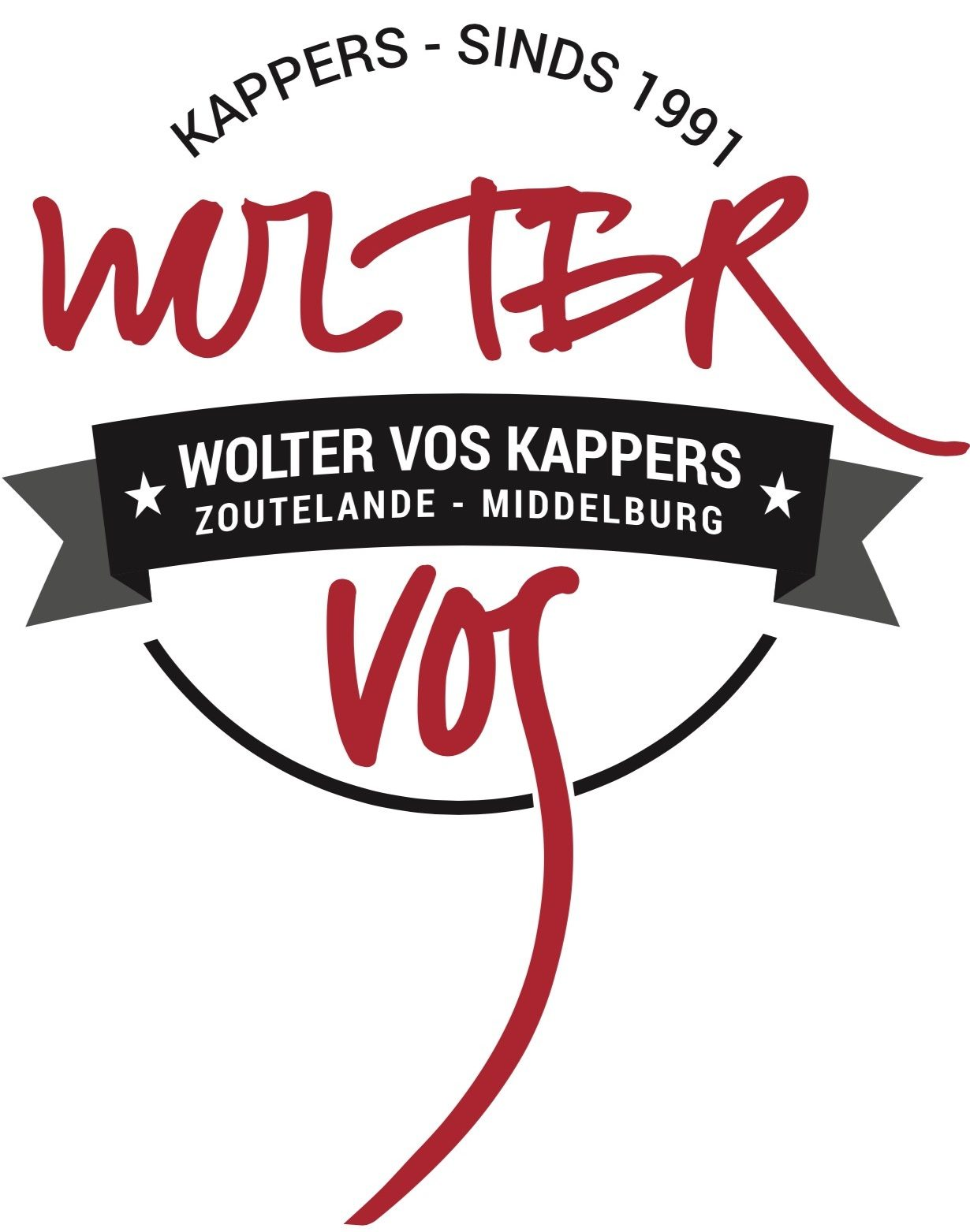 Logo Wolter Vos Kappers