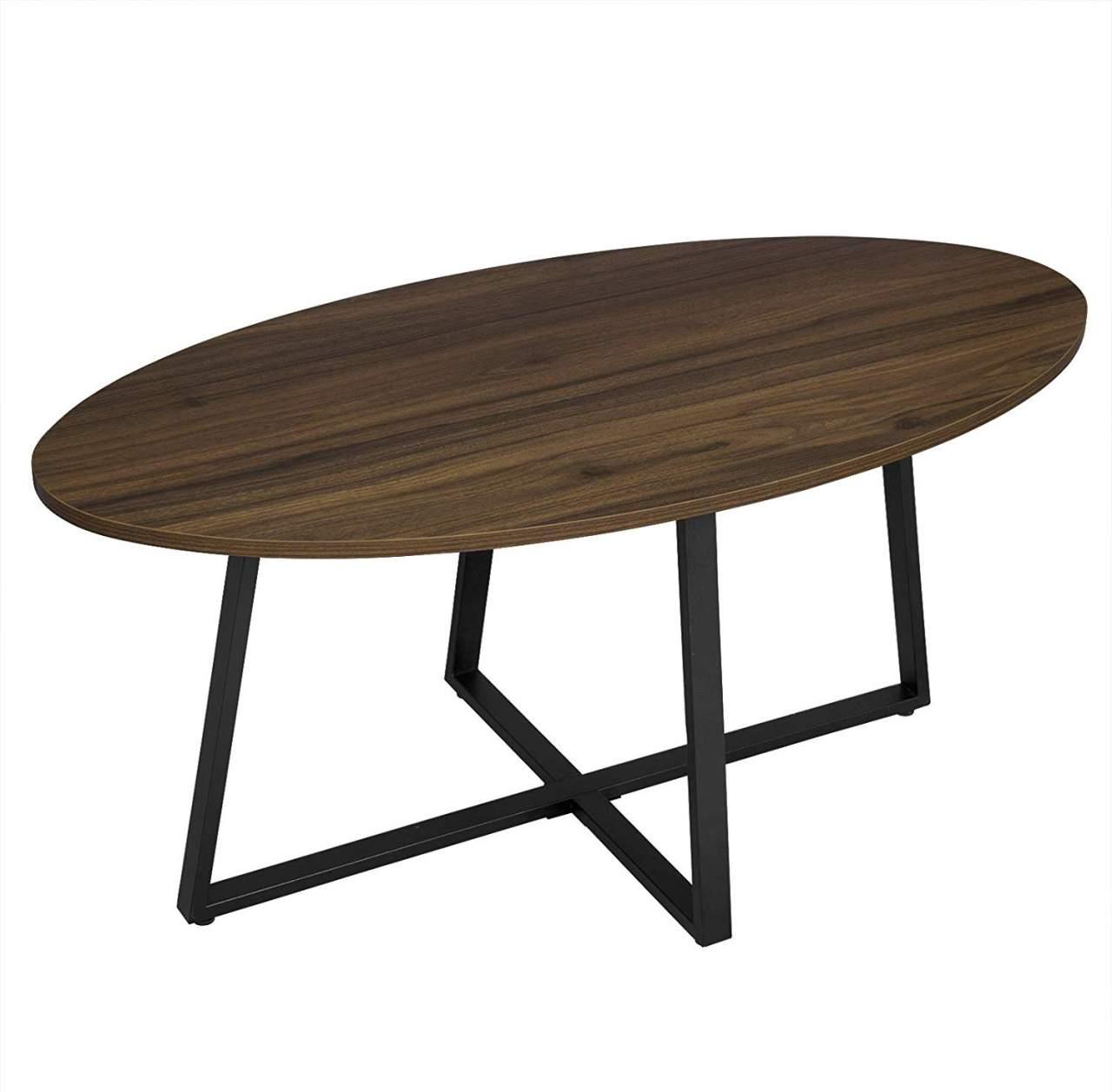 dark brown coffee table model sebastian