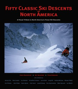50 Classic Ski Descents of North America