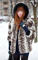 Зимой женщины более привлекательны для мужчин