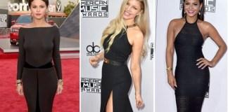 Лучшие наряды American Music Awards 2014