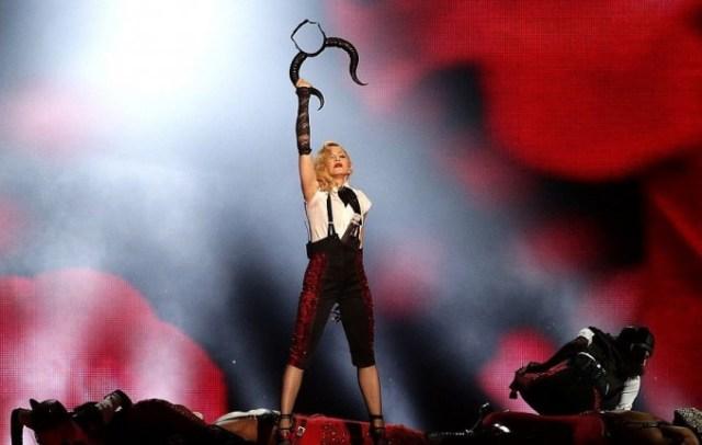 Мадонну призывают бойкотировать Евровидение 2019
