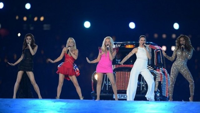 Spice Girls вернутся на сцену без Виктории Бекхэм