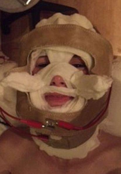 Необычные маски для лица