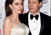 Запрета звонков слух: Анджелина Джоли запрещает детям звонить Брэду Питту