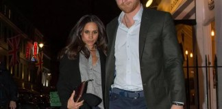 СМИ узнали о первом официальном выходе принца Гарри и Меган Маркл в качестве пары