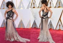 Худшие наряды Оскара 2017