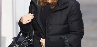 С чем носить куртку миниатюрной женщине