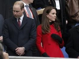 Принц Уильям требует полтора миллиона евро за публикацию откровенных фото Кейт Миддлтон