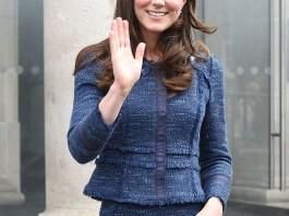 Кейт Миддлтон навестила жертв теракта на Лондонском мосту