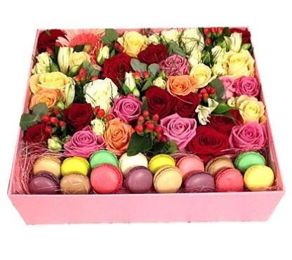Необычные цветочные композиции и идеи для подарков в дополнение к букету