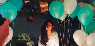 Селена Гомес отпраздновала 25-летие дома с друзьями