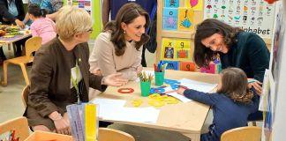 Кейт Миддлтон рассказала, как принц Уильям привыкал к роли отца