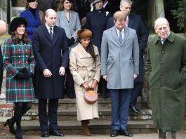 Британцы раскритиковали выходку Меган Маркл на рождественской службе