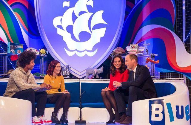 Принц Уильям и Кейт Миддлтон награждены за вклад в защиту ментального здоровья детей