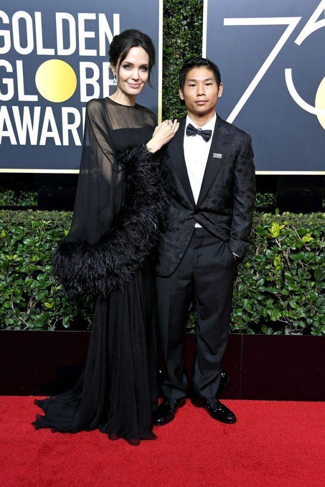 Лучшие наряды Золотого глобуса 2018