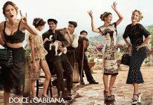 История парфюмерии Dolce & Gabbana