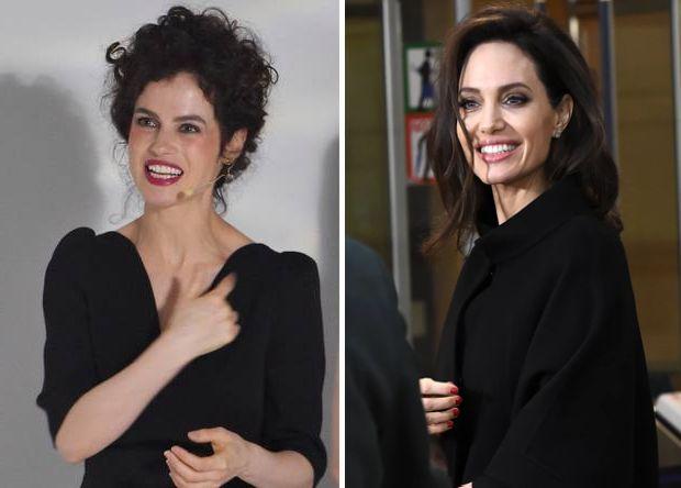 Возлюбленную Брэда Питта сравнивают с Анджелиной Джоли
