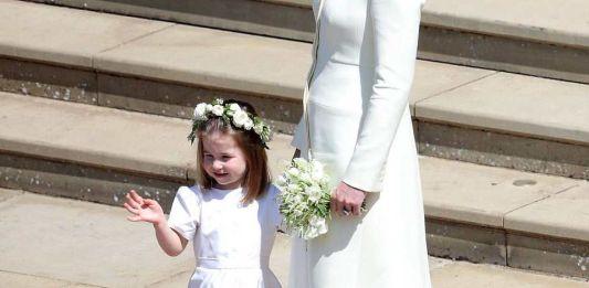 Кейт Миддлтон сэкономила на наряде для свадьбы принца Гарри