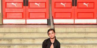 Селена Гомес разработала новые кроссовки для Puma