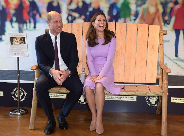 Принц Уильям и Кейт Миддлтон дорисовали картину
