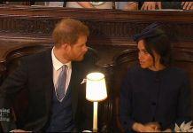 первая публичная ссора принца Гарри и Меган Маркл