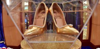 Самые дорогие в мире туфли выставлены на продажу