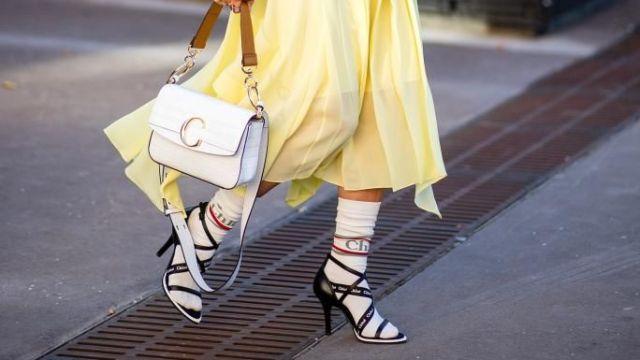 Брендовые носки - новый маст хэв в мире моды