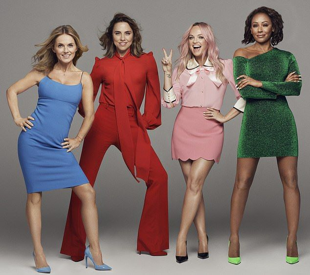 Spice Girls возвращаются без Виктории Бекхэм