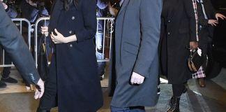 Беременная Меган Маркл повеселилась с друзьями в Нью-Йорке