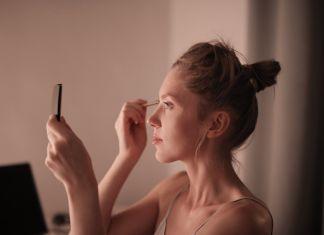 Мастер-класс макияжа для опущенных уголков глаз