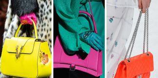 Модные сумки и кошельки сезона осень-зима 2019