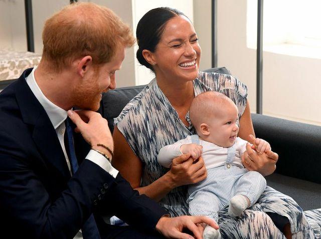 Поклонники принца Гарри сравнивают его с сыном: похож или нет
