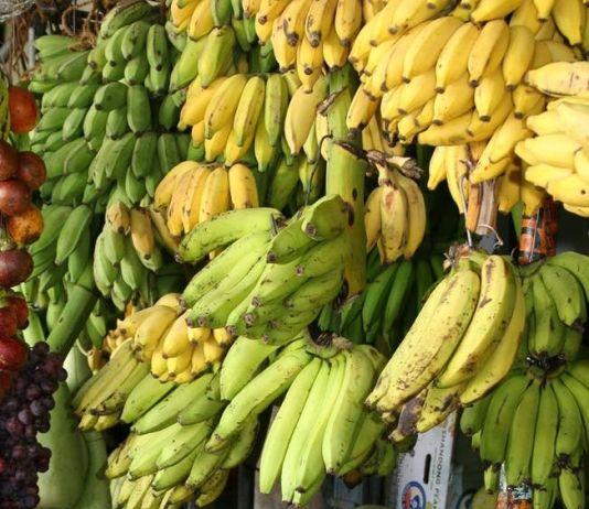 Польза бананов зависит от их спелости