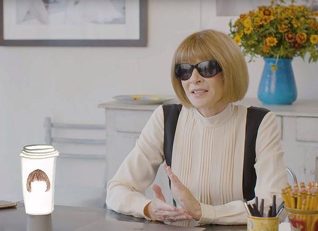 Анна Винтур объяснила, почему она носит каре и не меняет причёску